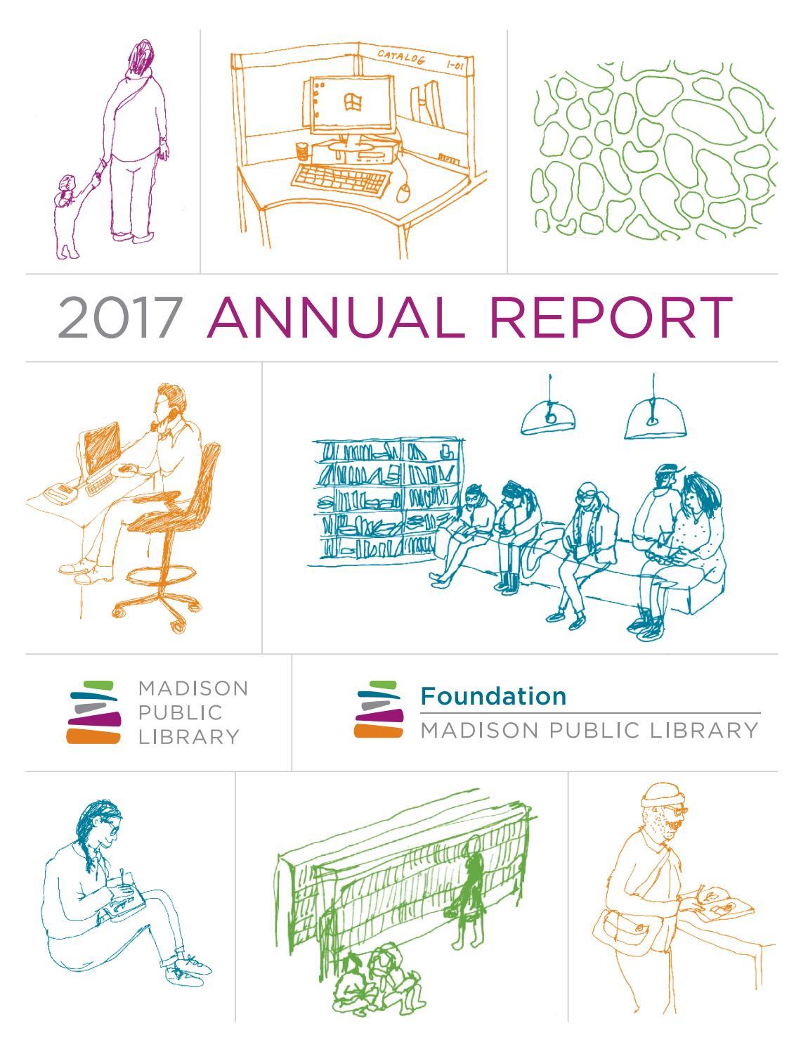 Madison Public Library & Madison Public Library Foundation