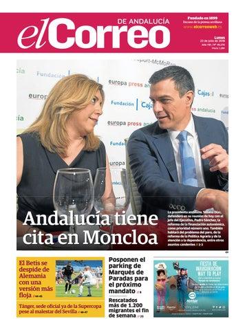 47cbf430f 23.07.2018 El Correo de Andalucía by EL CORREO DE ANDALUCÍA S.L. - issuu