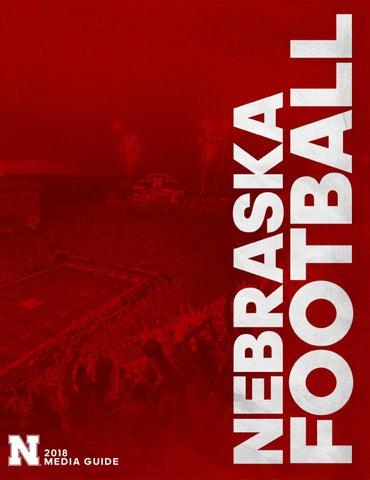8ff093bed92b 2018 Nebraska Football Media Guide by Jeremy Foote - issuu