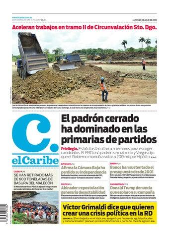 bf867722c07b elCaribe by Multimedios del Caribe - issuu