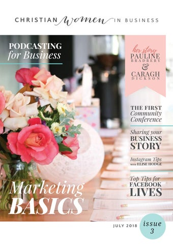 issue 3 Christian Women in Business Digital Magazine by