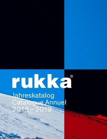 Rukka Jahreskatalog 2018 19 By Rukka Ag Issuu