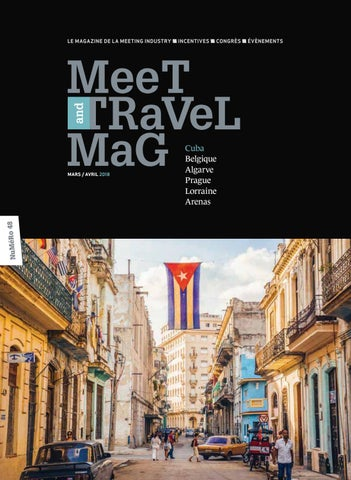 N°48 Mag Meet Mars Travel 2018 And Avril By u1FJcTlK35