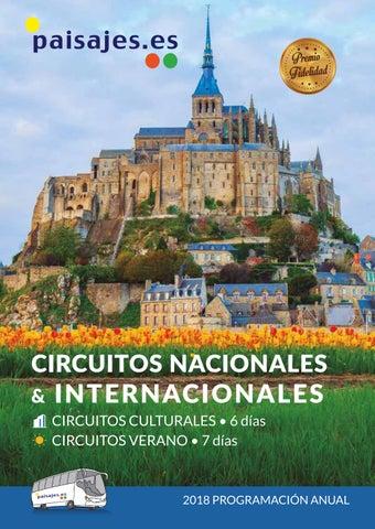 Circuitos paisajes by Catálogosdeviajes - issuu 0957b641cc8c