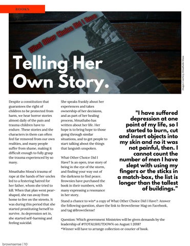 Page 12 of Telling Her Own Story