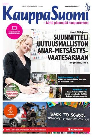 KauppaSuomi 30 2018 (P) by KauppaSuomi - issuu 8ab4940198