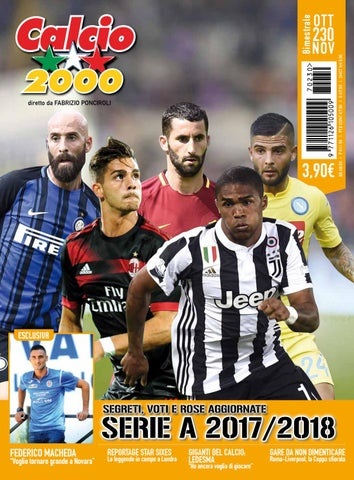 Calcio 2000 n.230 by TC C SRL - issuu 1b951bafaa5