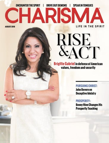 Charisma Magazine - August 2018 by Charisma Media - issuu