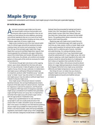 Page 19 of Maple Syrup