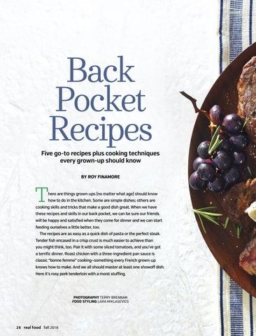 Page 30 of Back Pocket Recipes