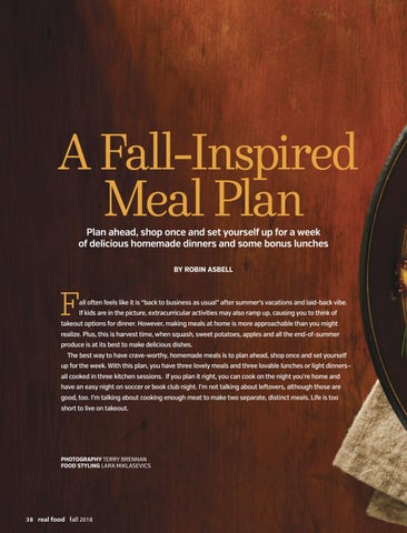Page 40 of A Fall-Inspired Meal Plan