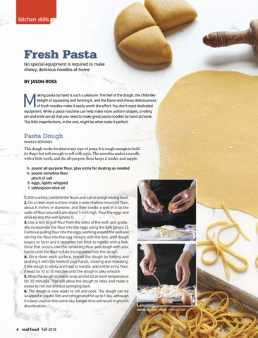 Page 8 of Fresh Pasta