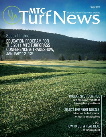 MTC Turf News - Winter 2010 by leadingedgepubs - issuu