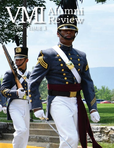 a10a346ee4c6 2018-Issue 3 VMI Alumni Review by VMI Alumni Agencies - issuu