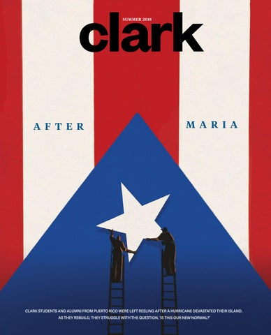 online store 4797b 44eb6 Clark magazine, summer 2018 by Clark University - issuu