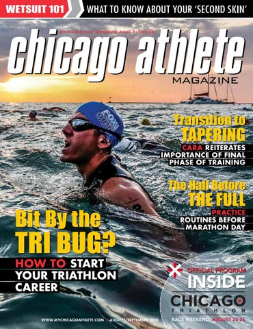 Chicago Athlete 2018 August/September Issue by Kelli L - issuu