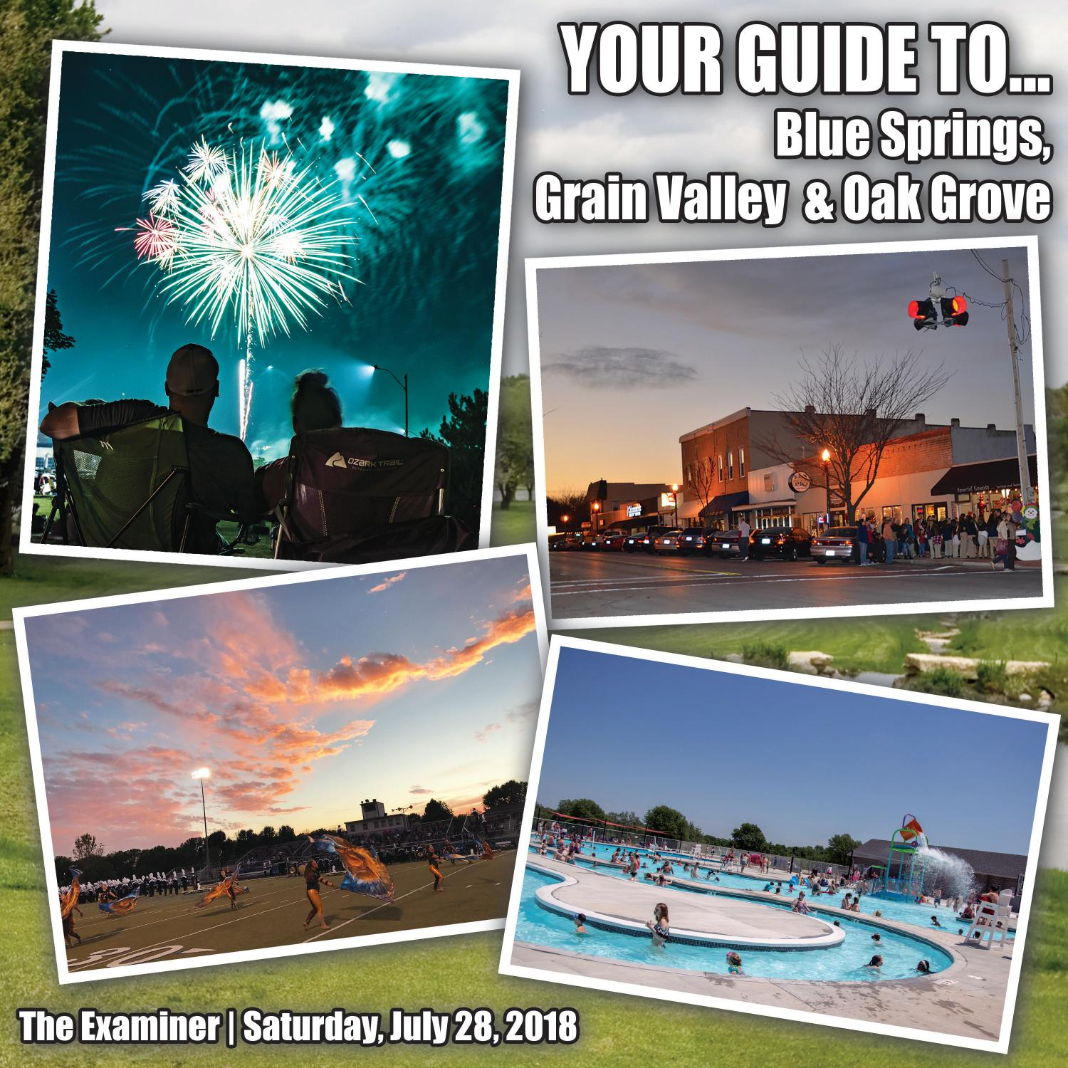 The Blue Springs Grain Valley & Oak Grove City Guide by The