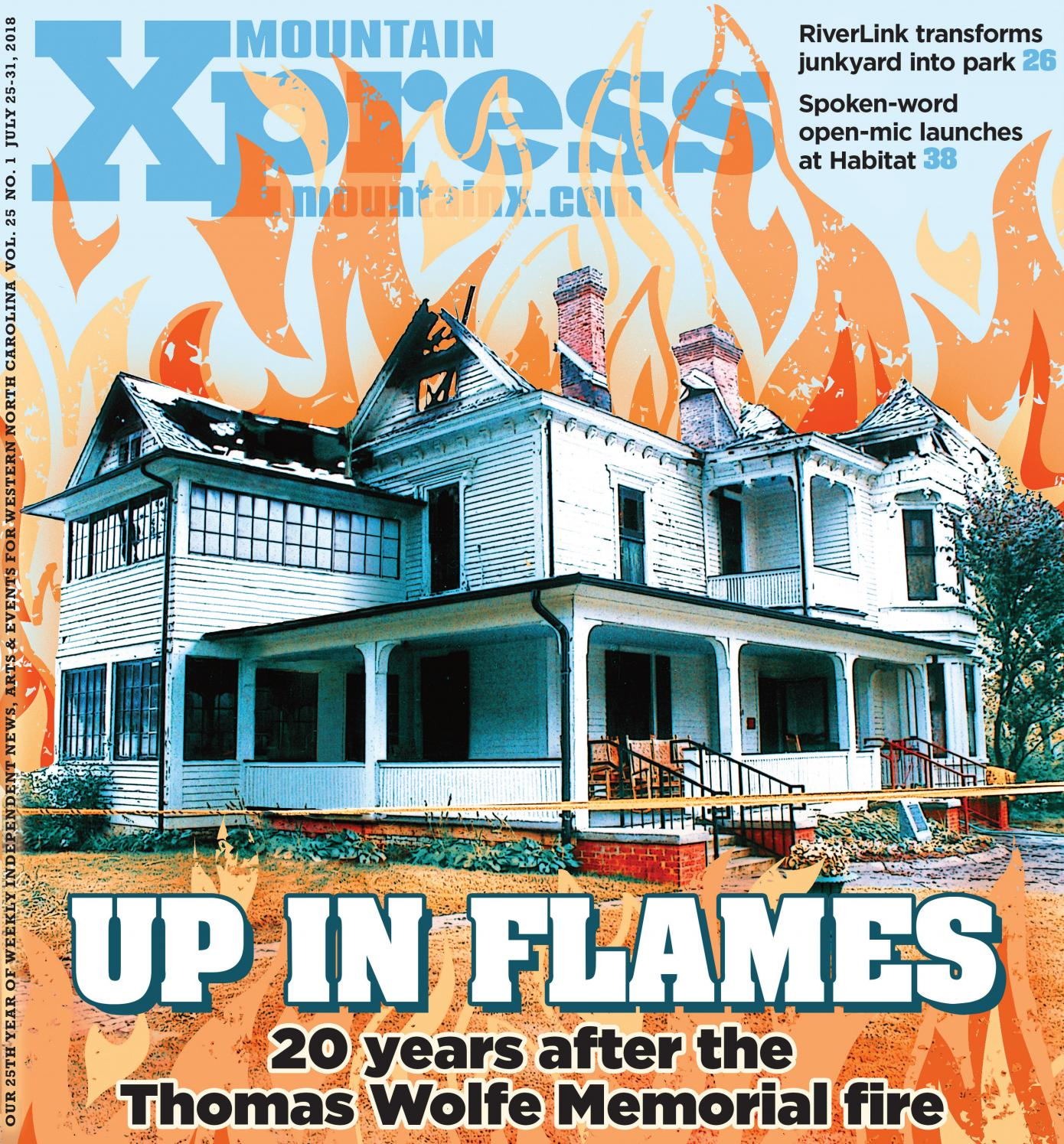 Mountain Xpress 07 25 18 by Mountain Xpress - issuu