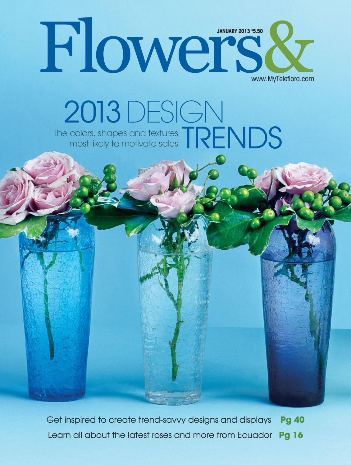 how to display succulents 30 cute examples.htm flowers  january 2013 by teleflora issuu  flowers  january 2013 by teleflora