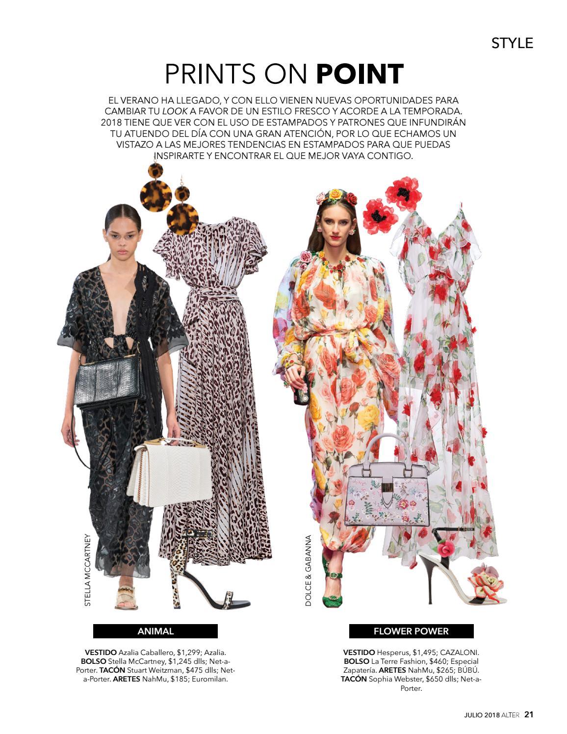 e89e243ce4 ALTER | Julio - Agosto 2018 by ALTER Magazine - issuu