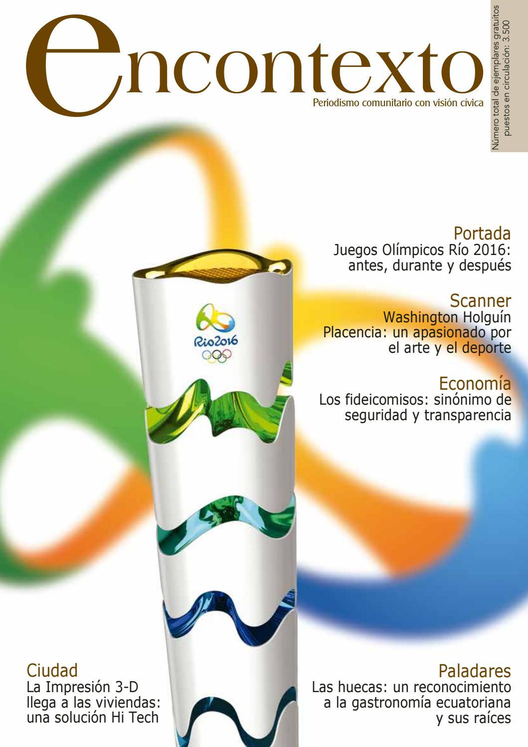 Revista Encontexto edición 72 by Ecuador Encontexto - issuu