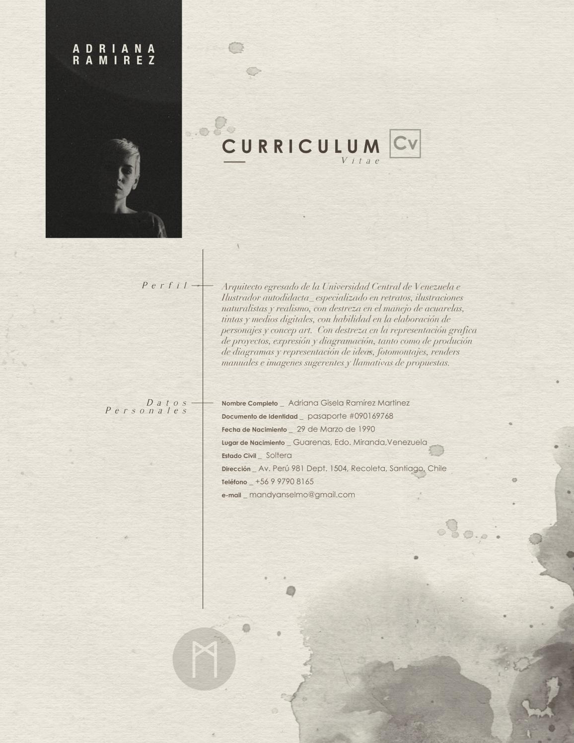 Curriculum Vitae 2018 By Mandy Anselmo Issuu