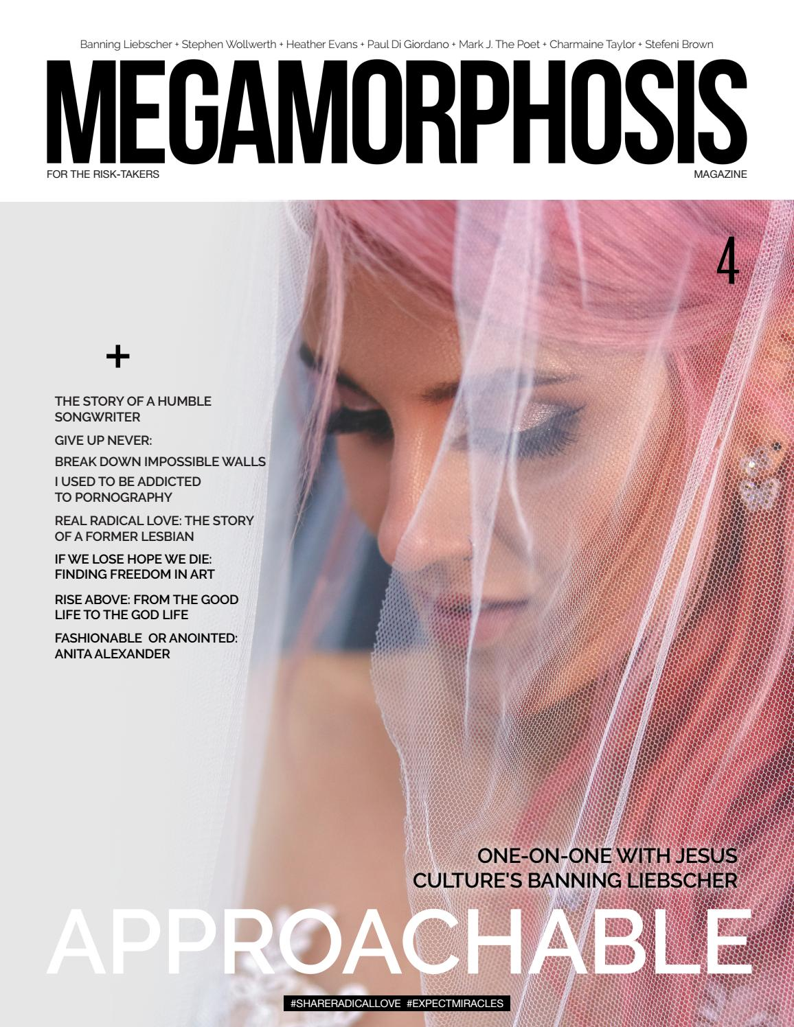 MEGAMORPHOSIS - Issue 4 - July 2018 by Megamorphosis Magazine - issuu