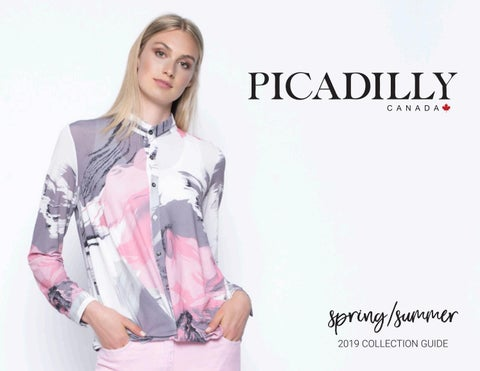 Picadilly 2019SS Product Book by Picadilly Canada - issuu 6db0d04f0