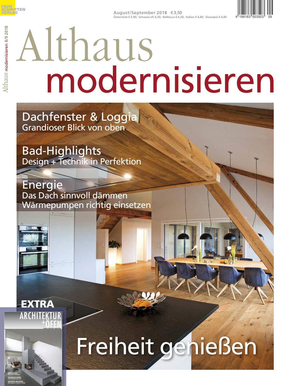 Althaus Modernisieren 89 2018 By Fachschriften Verlag Issuu