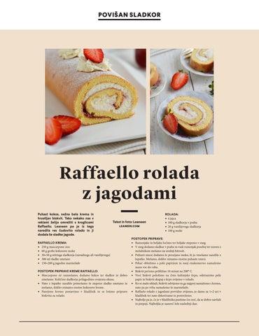 Page 10 of Rafaello rolada z jagodami