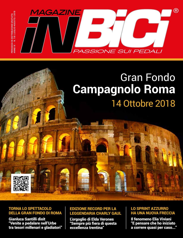 199cea26fbb2f iNBiCi magazine anno 10 - 7 8 luglio-Agosto 2018 by iNBiCi Magazine - issuu