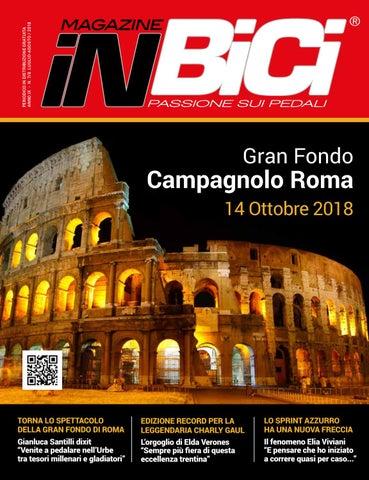 iNBiCi magazine anno 10 - 7 8 luglio-Agosto 2018 by iNBiCi Magazine ... 35cc72be952