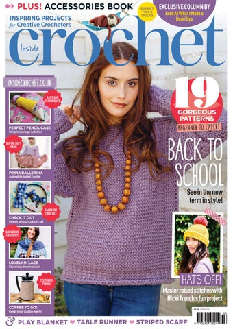 4cadae41c91 crochet magazine by Maika Sadith - issuu