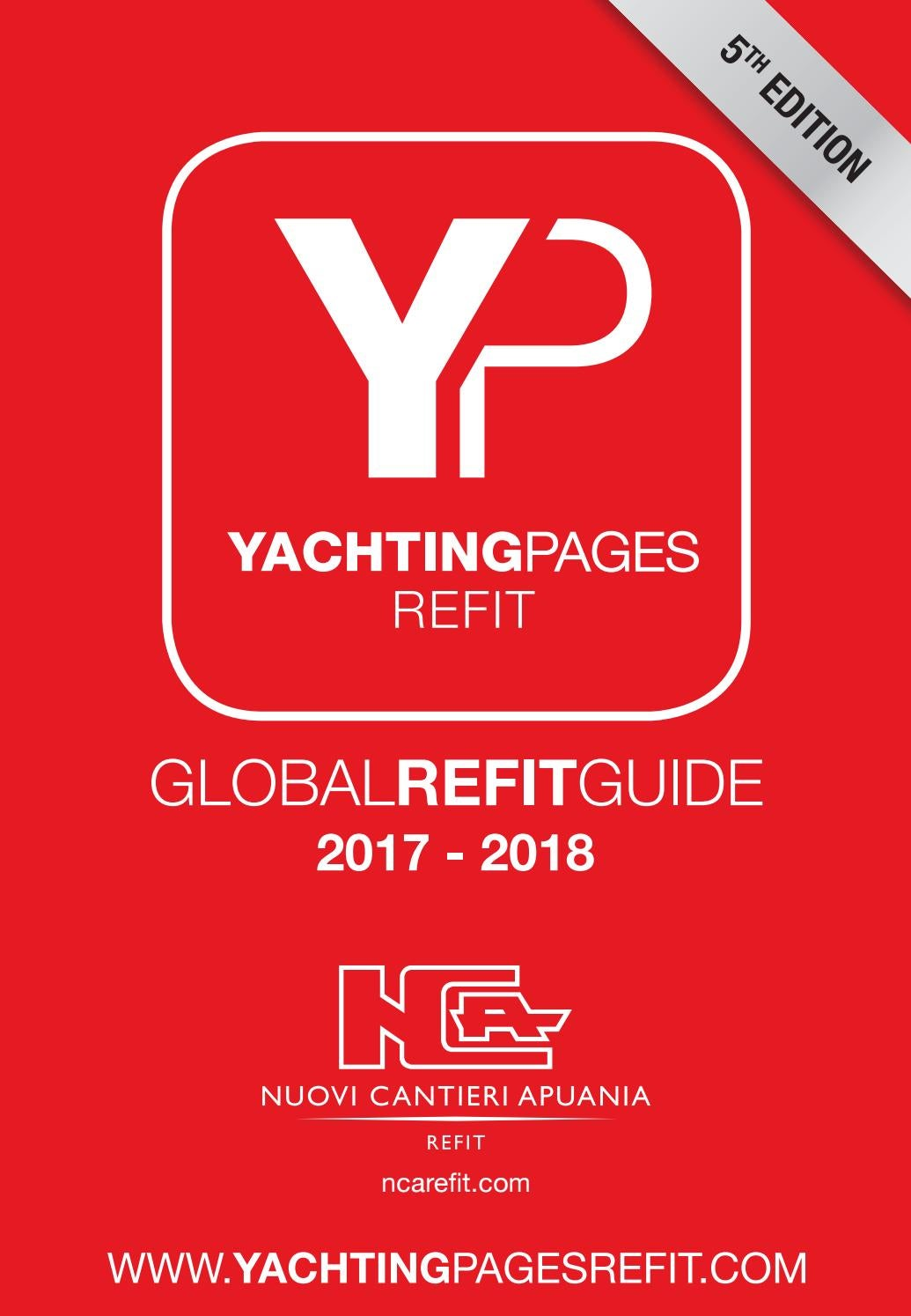 Yachting Pages Refit Guide 2017-2018 by yachtingpages - issuu