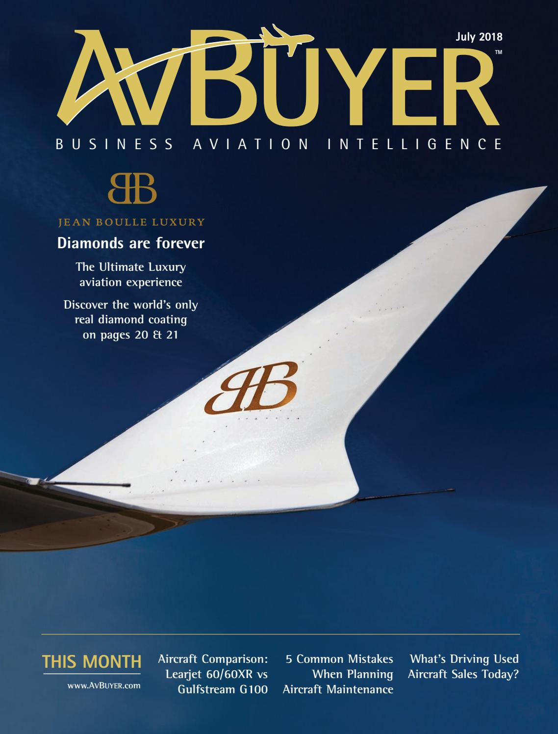 AvBuyer Magazine July 2018 by AvBuyer Ltd  - issuu