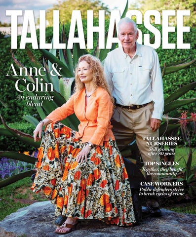 Tallahassee Magazine - July/August 2018 by Rowland Publishing, Inc