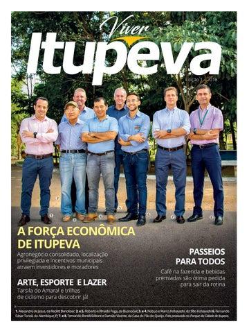 e75c458924c Viver Itupeva ed01 by Fontpress Comunicação - issuu