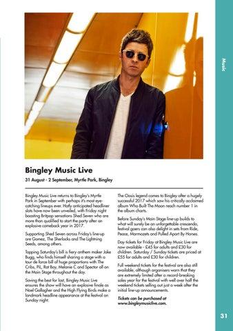 Page 31 of Bingley Music Live