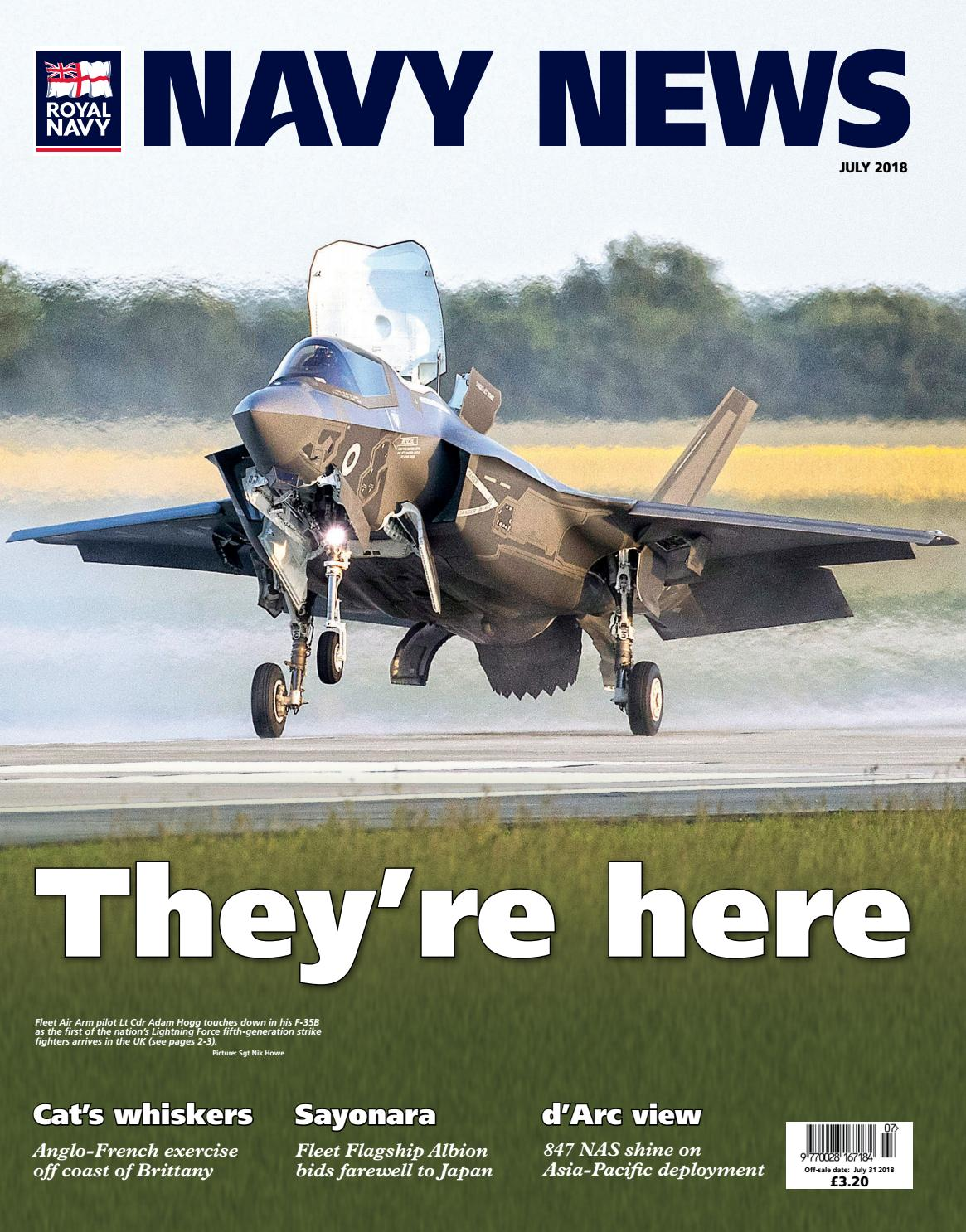 201807 by Navy News - issuu