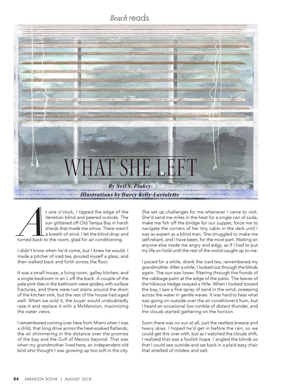 August 2018 by SARASOTA SCENE Magazine - issuu