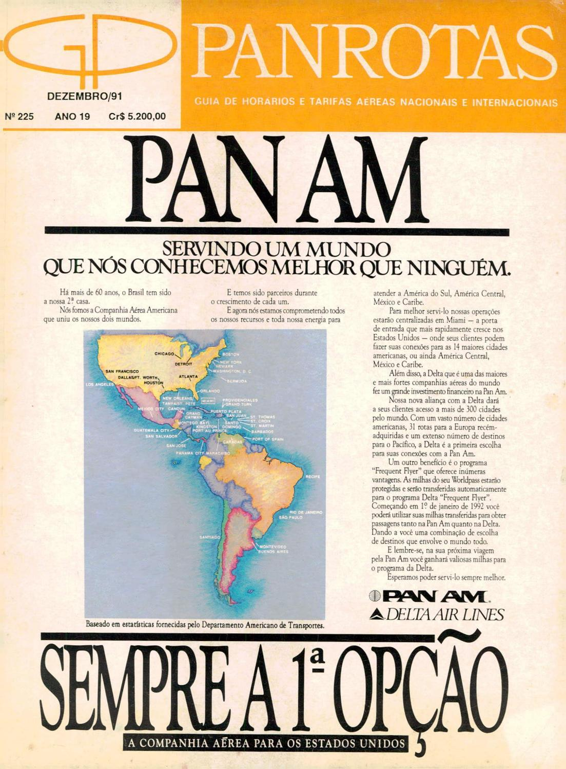Menu Reveillon De Noel Cora.Guia Panrotas Edicao 225 Dezembro 1991 By Panrotas