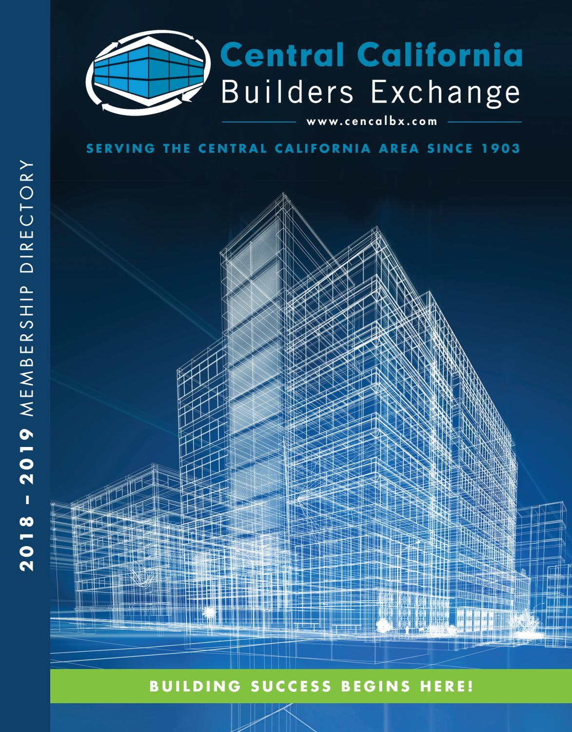 Central California Builders Exchange CA by Town Square