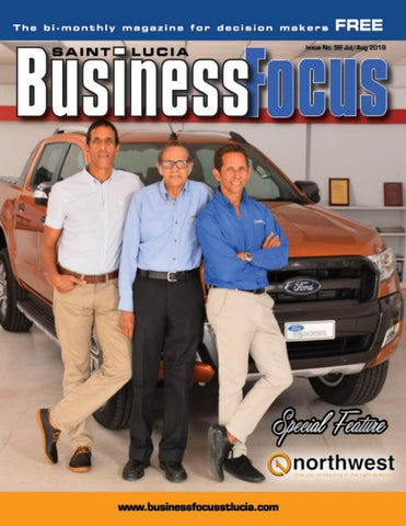 St Lucia Business Focus 98 By Ams St Lucia Issuu