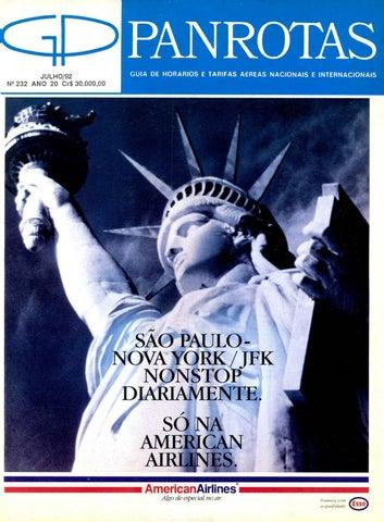 72278ef15f2 Guia PANROTAS - Edição 232 - Julho 1992 by PANROTAS Editora - issuu