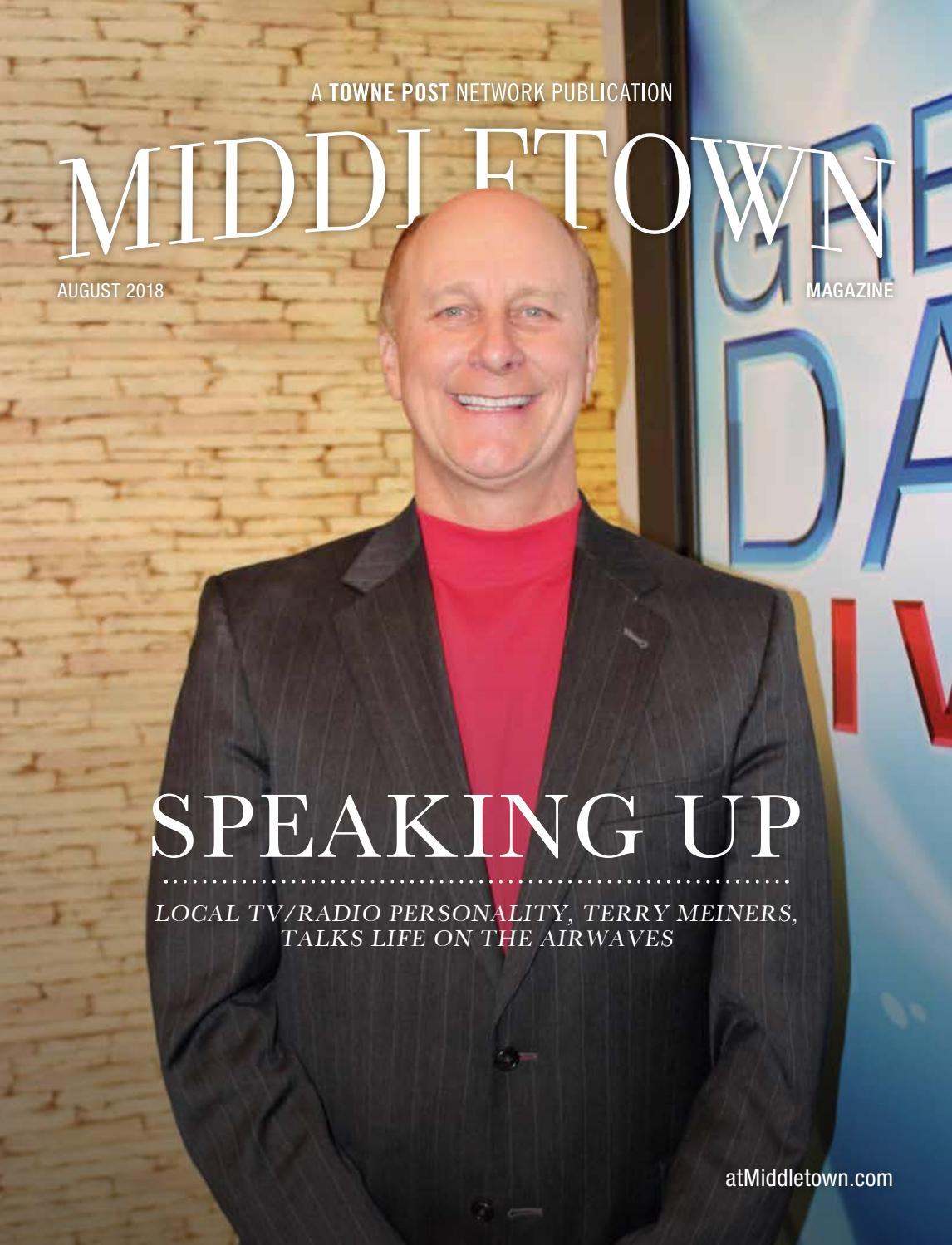 Middletown Magazine August 2018 By Towne Post Network Inc Issuu
