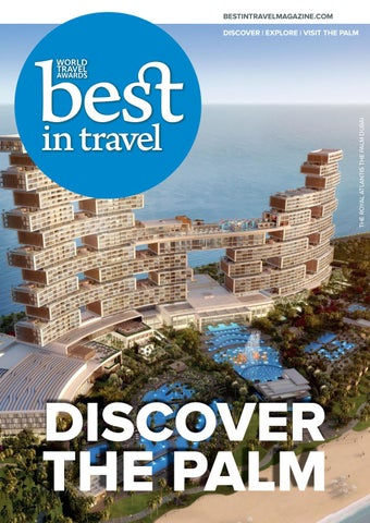 Best in Travel Magazine - Discover the Palm Dubai