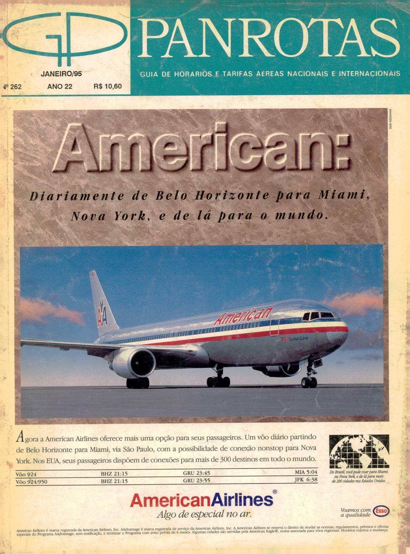 Guia PANROTAS - Edição 262 - Janeiro 1995 by PANROTAS Editora - issuu ab2a420de1