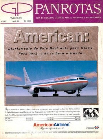 Guia PANROTAS - Edição 263 - Fevereiro 1995 by PANROTAS Editora - issuu 37d6564603582