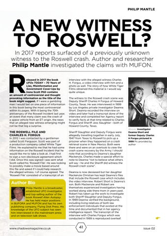 Page 41 of A New Witness To Roswell?