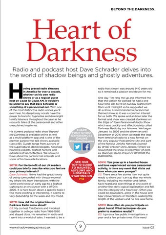 Page 9 of Dave Schrader Paranormal Radio Host